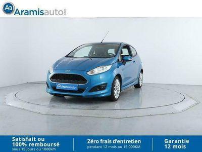 occasion Ford Fiesta Sport +Pack Parking 1.6 TDCi 95 BVM5