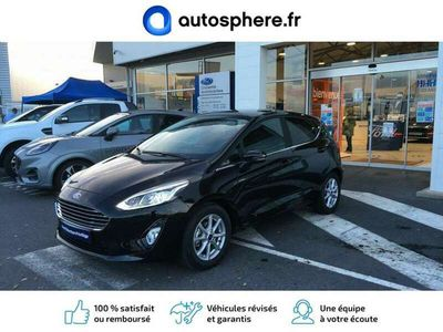 occasion Ford Fiesta 1.0 EcoBoost 125ch Titanium X DCT-7 5p
