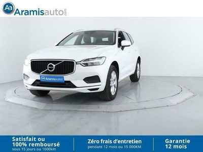 occasion Volvo XC60 Momentum +Cuir GPS Surequipé D4 190 Geartronic 8