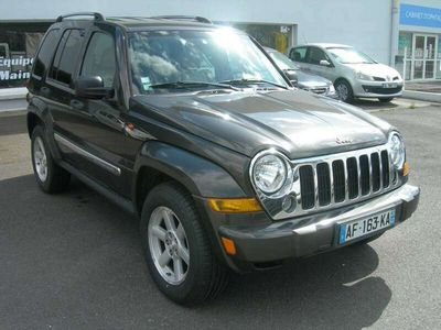 occasion Jeep Cherokee 2.8 CRD Limited