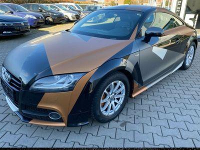 occasion Audi TT 2013 - Noir - Coupe 2.0 TDI quattro S-Line