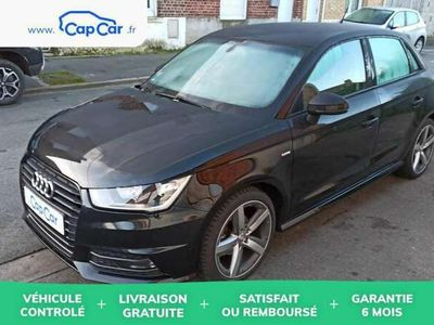 occasion Audi A1 Ambiente 1.0 TFSI 95 ultra S-Tronic 7