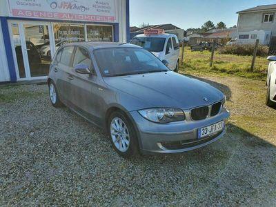 occasion BMW 116 Série 1 I (E81/E87) i 122ch Première 5P + OPTIONS