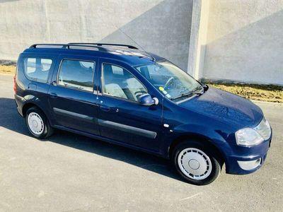 occasion Dacia Logan MCV dCi 75 eco2 5 places Lauréate Euro 5