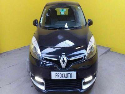 occasion Renault Scénic III ScenicdCi 110 Energy eco2 Bose Edition 7 pl