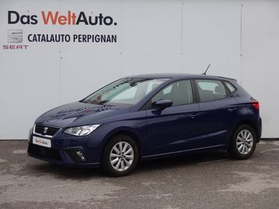 occasion Seat Ibiza BUSINESS 1.6 TDI 95 ch S/S BVM5 Style Business