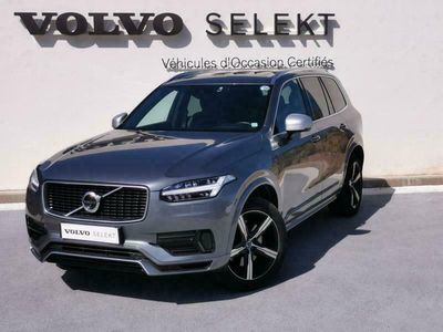 occasion Volvo XC90 T8 Twin Engine 303 + 87ch R-Design Geartronic 7 places