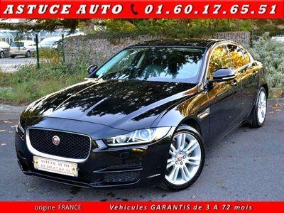 occasion Jaguar XE 2.0D 180CH PORTFOLIO BVA8