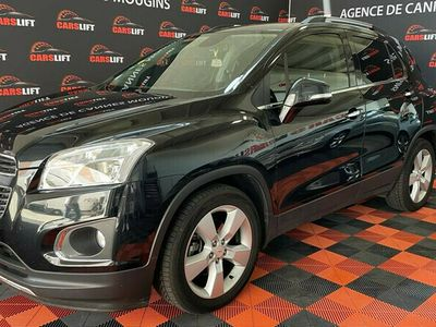 occasion Chevrolet Trax 1.7 VCDi 130 S&S 4x4 LT+