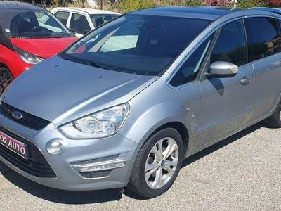 occasion Ford S-MAX 2.0 TDCi 140 Titanium 7 Pl Powershift A GPS PANO..