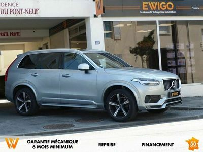 occasion Volvo XC90 D5 AWD 235 ch Geartronic 7pl R-Design