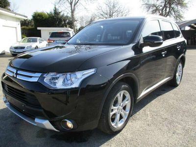 occasion Mitsubishi Outlander 2.2 DI-D 4WD Touch Edition/Automaat/24.000km