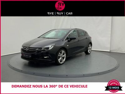 occasion Opel Astra 1ERE MAIN 1.6 136cv Dynamic GARANTIE 12 MOIS Diesel