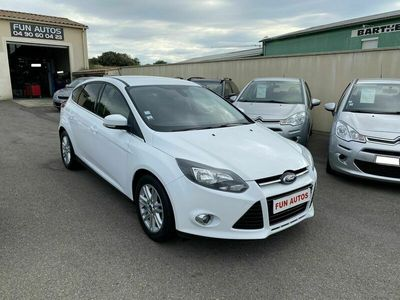 occasion Ford Focus 1.6 TDCI 115CH FAP STOP&START EDITION 4P