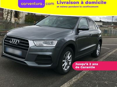occasion Audi Q3 2.0 tdi 150 ultra ambition luxe Diesel