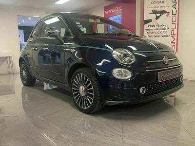 occasion Fiat 500 1.2 69ch Riva Faible Kilometrage