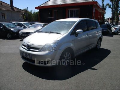 occasion Toyota Corolla Verso 136 D 4D Sol 7 Places