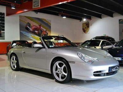 occasion Porsche 911 Carrera Cabriolet 996