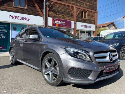 occasion Mercedes GLA200 CLASSEd Fascination 7-G DCT A
