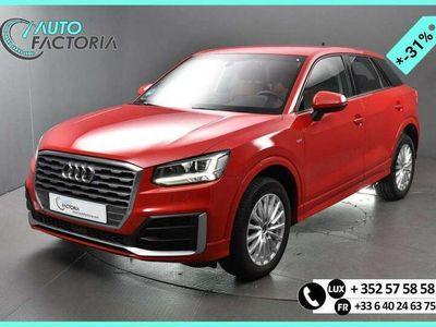occasion Audi Q2 -34 TFSI 150CV BVA +GPS+RADAR+CLIM BI-ZONE+SIEGE CHAUFF+OPTIONS