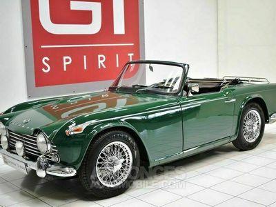 occasion Triumph TR4 A IRS Overdrive