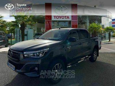 occasion Toyota HiLux 2.4 D-4D 150ch Double Cabine Lounge 4WD BVA