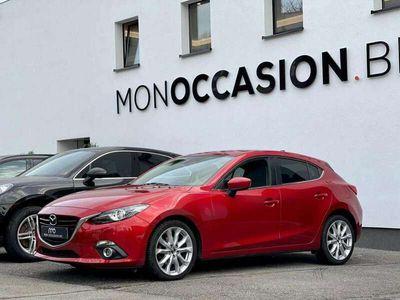 occasion Mazda 3 2.2d // XÉNON // CUIR // CAPTEURS // GPS