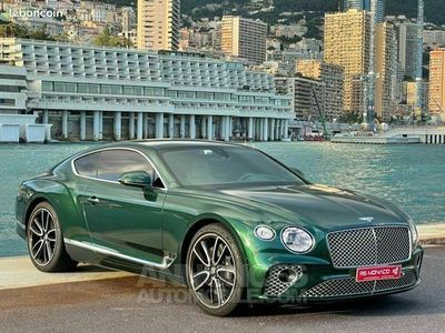 occasion Bentley Continental GT III 6.0 W12 635 cv – 7.600 kms