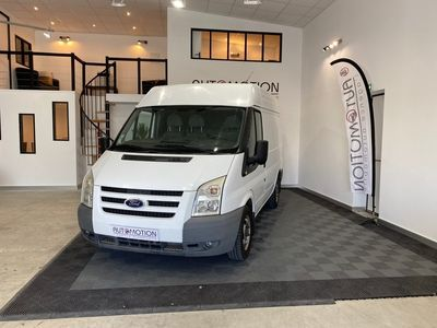 occasion Ford Transit 2011 - Blanc - L2H2 2006 traction 2.2 TDCi Fourgo