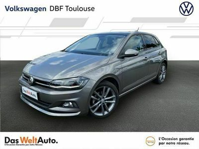 occasion VW Polo 1.0 TSI 115ch Carat Exclusive Euro6d-T