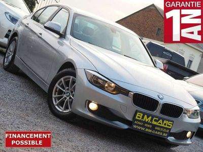 occasion BMW 318 d BERLINEGPS-CUIR-CLIM-CRUISE-PDC-JA-FULL OP