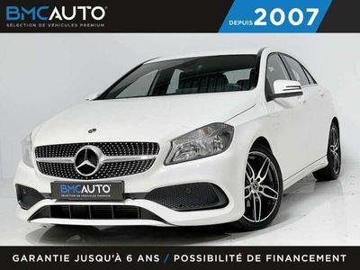 occasion Mercedes A180 Pack AMG Semi Cuir Sport/Tel/Clim/Regul/Camera