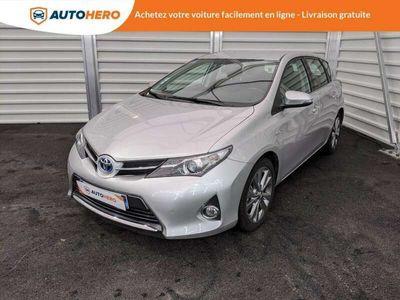 occasion Toyota Auris 1.8 Hybrid Executive 100 ch