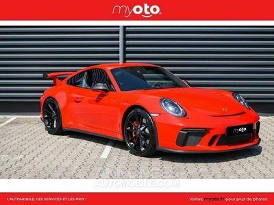 occasion Porsche 911 GT3 911 (991) 4.0 500CHPDK