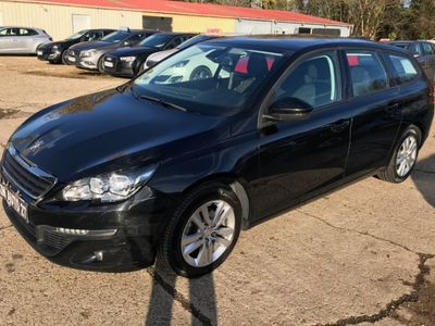occasion Peugeot 308 SW BUSINESS 1.6 BlueHDi 120 ch active