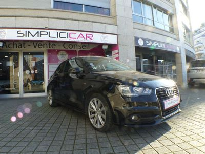 occasion Audi A1 A11.4 TFSI 185 S line S tronic