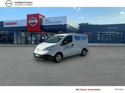 occasion Nissan e-NV200 NV20040kWh 109ch N-Connecta 4p