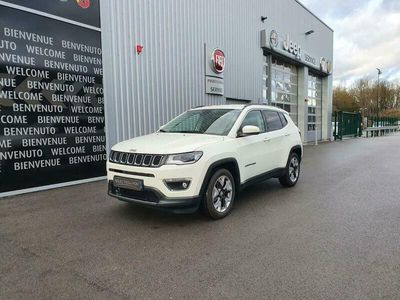 occasion Jeep Compass MY20 LIMITED 1.6MJT 120CH 4X2 EURO6 D-TEMP