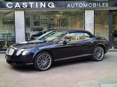 occasion Bentley Continental GTC 6.0