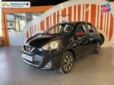occasion Nissan Micra 1.2 80ch Connect Edition GPS Regulateur