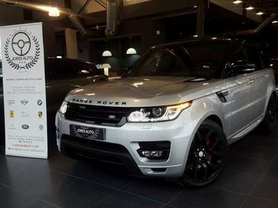 occasion Land Rover Range Rover Sport Mark V SDV6 3.0L 306ch HSE A