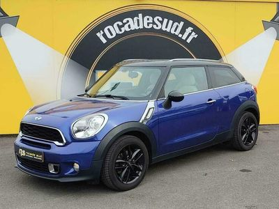 occasion Mini Cooper S Paceman 184 ch Pack Red Hot Chili II