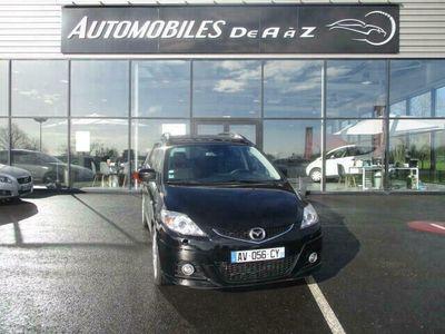 occasion Mazda 5 2.0 MZR-CD143 PERFORMANCE GPS PHARES XENON 7PLEL