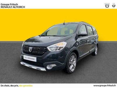 occasion Dacia Lodgy Blue dCi 115 7 places 20 Stepway