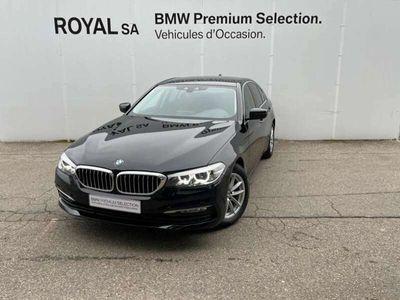 occasion BMW 520 520 dA 190ch Efficient Dynamics Edition Lounge