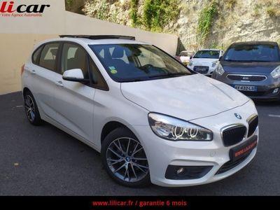 occasion BMW 220 Autre Active Tourer d 190 ch Lounge A
