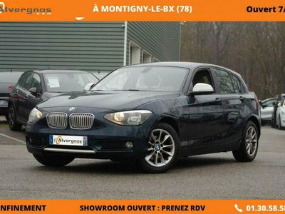 occasion BMW 118 (F20) D 143 URBANLIFE BVA8 5P