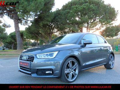 occasion Audi A1 A11.4 TFSI 125 BVM6 S line
