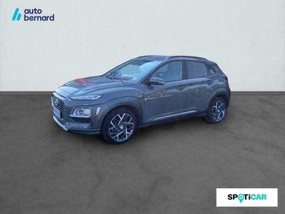 occasion Hyundai Kona 1.6 GDi hybrid 141ch Intuitive cvt