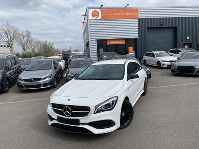 occasion Mercedes CLA200 Shooting Brake CLA Shooting Brake d - BV 7G-DCT - AMG LINE Edition PHASE 2